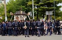 GH酒田祭り見物神輿