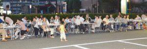 20160729夏祭り参加者
